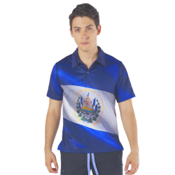 Sublimated Polo - Flags