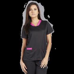 Top Para Médico Dry fit, Mujer