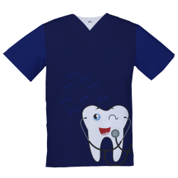 Personalized Medical Top, Dentist