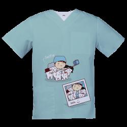 Personalized Medical Top, Selfie