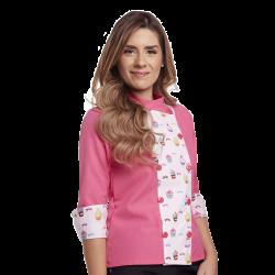 Filipina Sublimada personalizada rosada